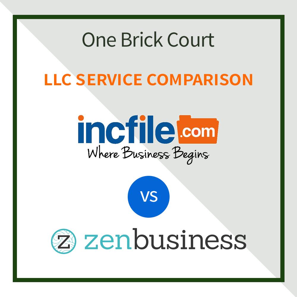 IncFile vs ZenBusiness