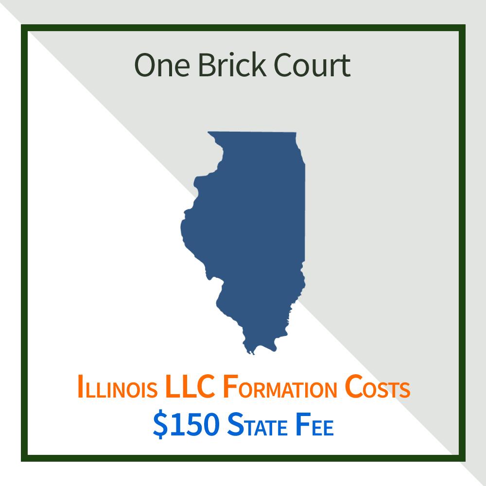 Illinois LLC Costs