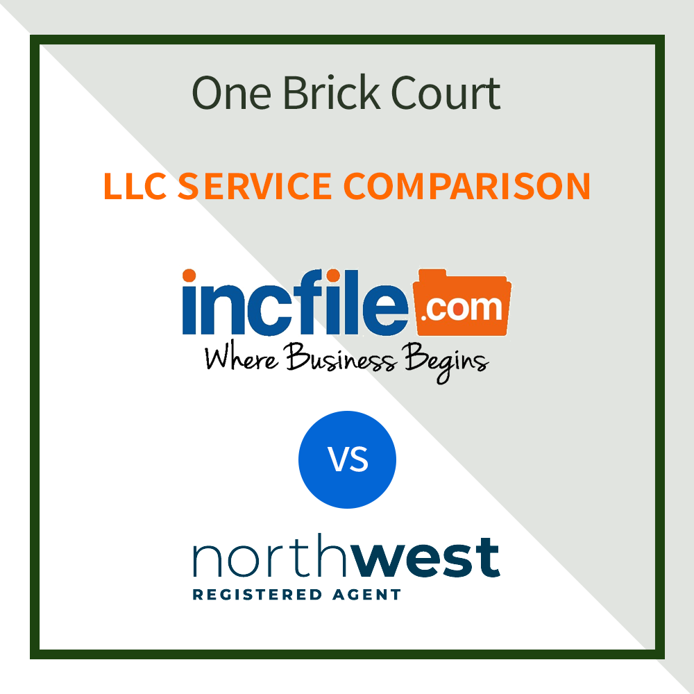 IncFile vs Northwest Registered Agent