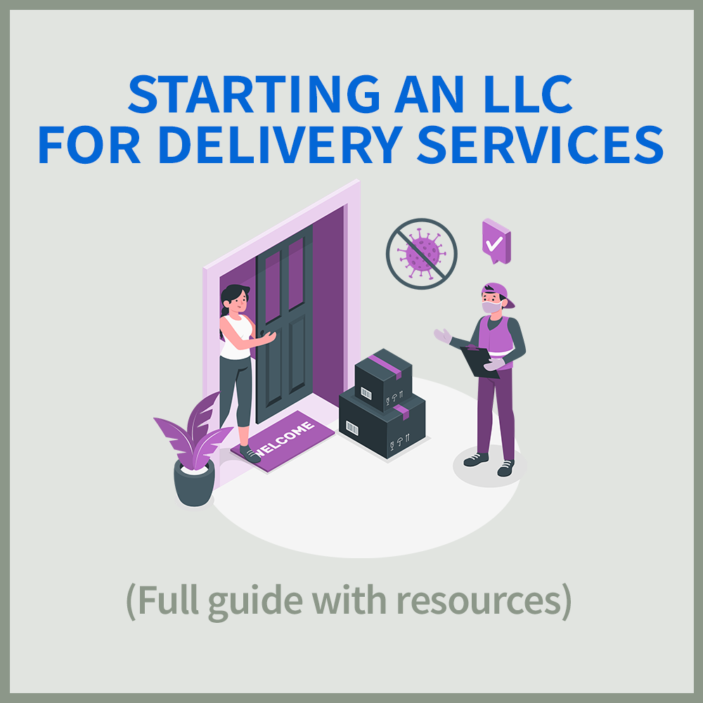 LLC for Delivery Services